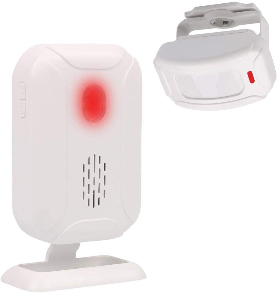 sensor de movimiento con timbre