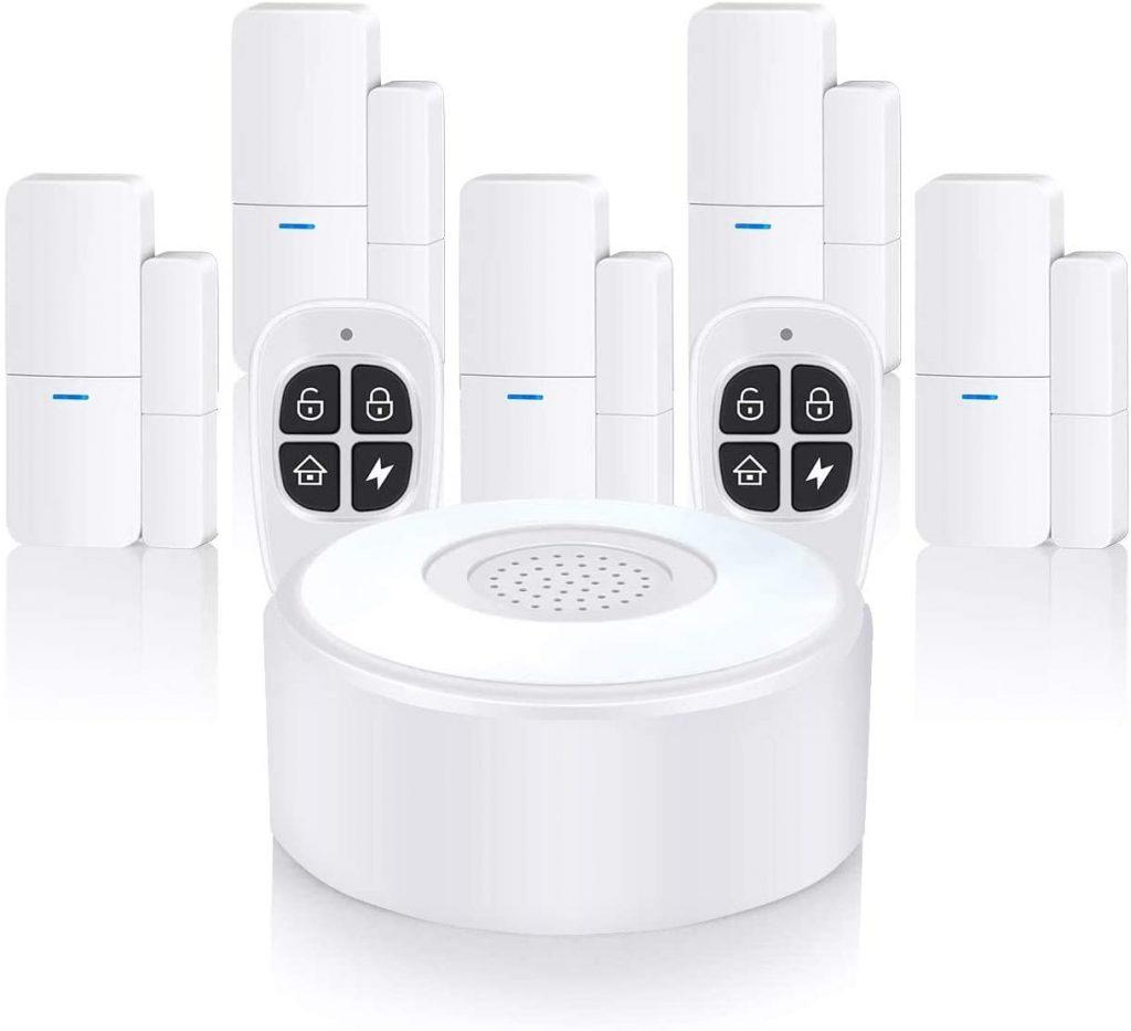 AGS Home Alarm: Kit de Alarma barato con sensores de movimiento