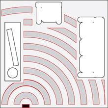 Ondas ultrasonicas sensor de movimiento