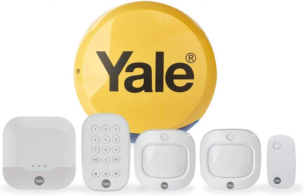 Kit alarma Yale
