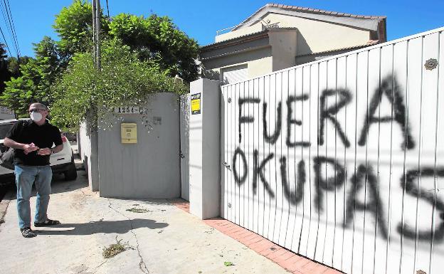 Casa okupada